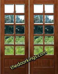 lite exterior wood wood doors exterior wood double doors 6 panel wood door wood double front