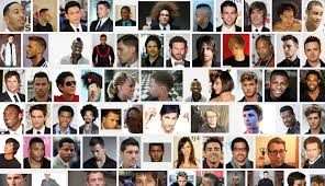 Barbershop Hairstyle Chart Barber Shop Style Chart