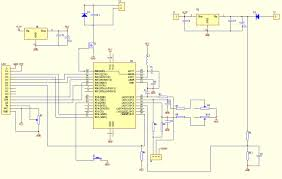 led wiring diagram of voltmeter wiring library schematic voltmeter