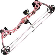 New Fred Bear Apprentice 2 Youth Bow 20 50 Lb Pink Camo