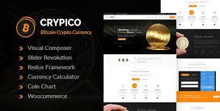 Were glad you found us! Crypico V1 3 Crypto Currency Wordpress Theme