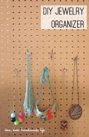 diy jewelry and accessories closet door organizer from dear handmade life