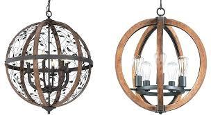 wood metal globe chandelier wood sphere chandelier magnificent metal sphere chandelier wood orb chandelier designs wooden