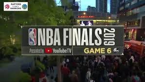Raptors vs Warriors - 1st Half - Game 6 ...