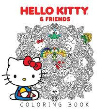 Check out our hello kitty coloring selection for the very best in unique or custom, handmade pieces from our coloring books shops. Hello Kitty Friends Coloring Book Series No 1 Paperback Walmart Com Walmart Com