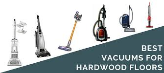best vacuums for hardwood