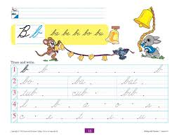 Abeka Writing Cursive With Phonics Phonics Cursive Writing