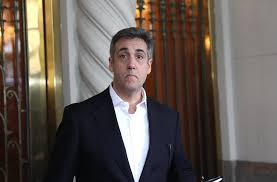 Image result for michael cohen in prison pictures