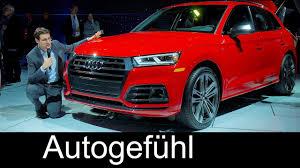 audi q3 neu 2018.  audi audi sq5 review reveal new neu v6 petrol 20172018  autogefhl youtube to audi q3 2018