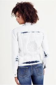 true religion gigi embroidered jacket beach stain blue women true religion shirts true religion ny world wide renown