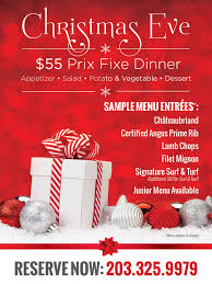 christmas dinner poster waters edge at giovannis christmas eve poster on behance
