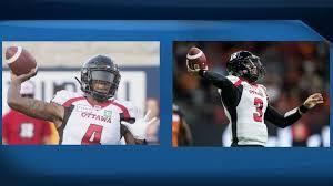 Ottawa Redblacks Prepare To Use 2 Qbs Against Edmonton