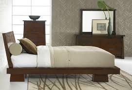 Japanese Platform Bed Bedroom Minimalist King Size Japanese Style Floating Platform
