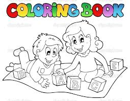 colossal colouring pictures of children alluring toddler coloring book to good books for