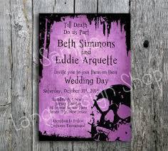 Halloween Wedding Invitations 22 Halloween Wedding Invitation Templates Free Sample Example