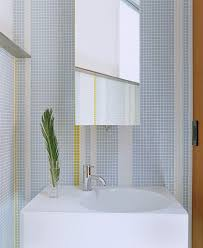 powder room tile wall bathroom traditional with white ceiling