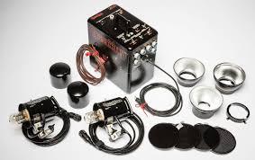 Speedotron Lights Speedotron Blackline 2400 Flash System Ebay Ebay Old New
