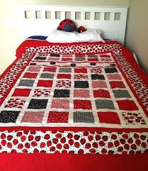 Butterfly Stitches: Ladybug Quilt is FINISHED! & Ladybug Quilt is FINISHED! I'm so excited to show you my latest quilt! It  is the 43rd quilt I've made since I started back in 2010. Without further  ado. Adamdwight.com