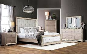 bedroom silver and glass bedroom furniture white drawers with mirror