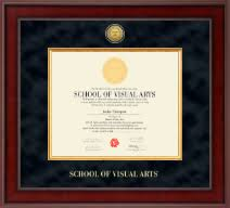 of visual arts diploma frame presidential gold engraved diploma frame in jefferson