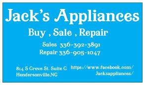 appliance repair hendersonville nc. Modren Repair Jacku0027s Appliances 814 S Grove Street Suite G Hendersonville NC 28792   YPcom To Appliance Repair Hendersonville Nc E