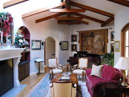 Living Room Spanish New Decorating
