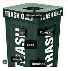 Trash Playover Watch Ifunnyco Ps4 Xbox Lilyachty Dominos