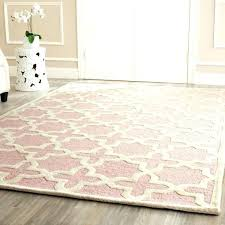 amazing of light pink area rug pale rugs