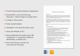 Job Description Sample Word Microsoft 2010 Template Nz Uk
