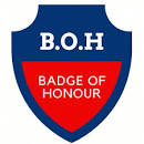 Image result for badge of honour