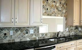 backsplash ideas for black granite countertops. Tile Backsplash Ideas With Black Granite Countertops | Home Decor Pinterest Countertops, And Countertop For