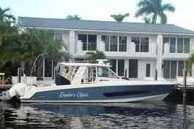 2016 Boston Whaler 42ft Outrage 42 Yacht For Sale
