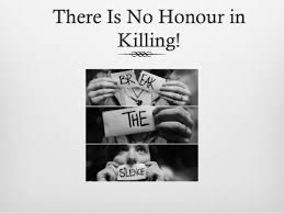 honour killing ppt 12