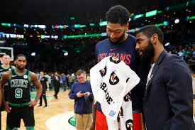 New Orleans Pelicans Depth Chart Building The Boston Celtics In 2019 20 The Kyrie Irving