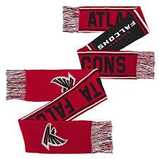 Outerstuff Nfl Youth Boys Scarf Crimson 1 Size Atlanta Falcons