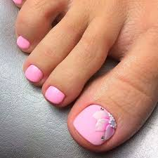 Cute Pedicure Designs Best Toe Nail Art Ideas For Summer 2017 See More Https