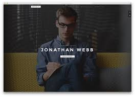 Professional Resume Website Template Best Free Online Resume Website Template 24 Best HTML24 VCard And 15
