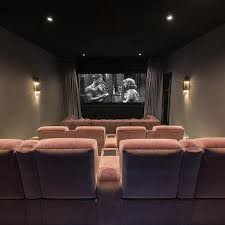 movie room chairs. Modren Room Pink Movie Room With Theatre Seating Throughout Chairs M