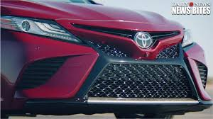 toyota new camry 2018. unique new first look with the new 2018 camry toyota attempts to bridge gap  between needs and wants toyota camry