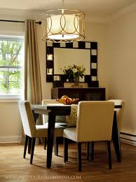 Apartments  Rustic Modern Dining Room Apartment Design - Rustic modern dining room ideas