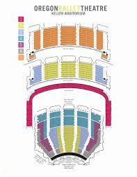 Keller Seating Chart Portland Disney Concert Hall Seating Bass Performance Hall Seating