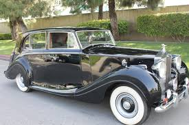 Rolls Royce The Vault Classic Cars