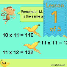 Using Multiplication and Division: Eleven and Twelve Times Table Facts