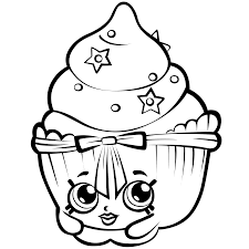 Free Printable Coloring Pages Shopkins At Getdrawingscom Free For