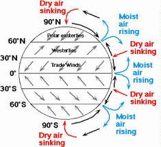 Wind Patterns Impressive Science Lesson World Wide Winds