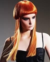 Měděná Barva Na Vlasy Móda Která Nesluší Každému Vlasy A účesy