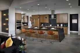 kitchen at nova ridge plan 2 pardee homes las vegas
