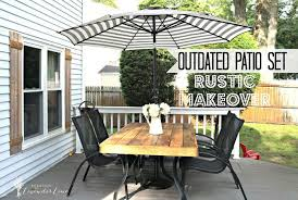 painting patio furnitureOutdoor Furniture Makeovers That Will Blow You Away