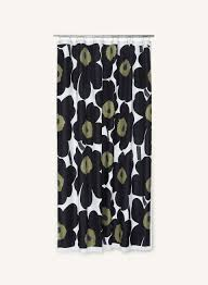vinyl shower curtains dkny shower curtain marimekko shower curtain