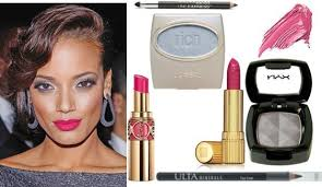 how to wear bright pink lipstick